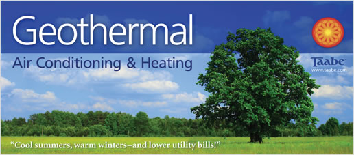 Geothermal Air Conditioning and Heating